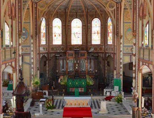 De la Chapelle à la Cathédrale Saint-Louis